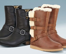 Cozy Boots Feat. UGG Online Sample Sale @ Gilt