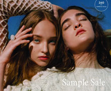 Ulla Johnson Sample Sale