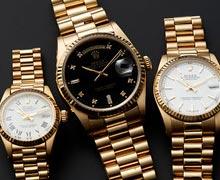 Vintage Gold Watches Online Sample Sale @ Gilt