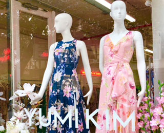 Yumi Kim Pop-Up Shop
