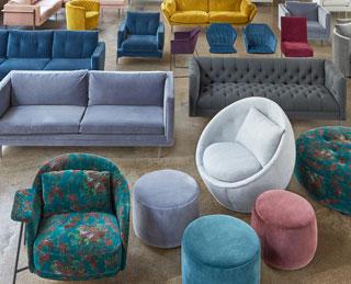 ABC Carpet & Home Custom Upholstery Sale