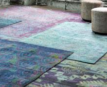 ABC Carpet & Home Silk Rug Sample Sale