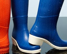 Dancing in the Rain Feat. Aigle Online Sample Sale @ Gilt