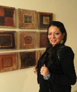 Jewelry Designer Andrea Barna