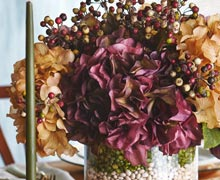 The Autumn Table: Florals & Table Decor Online Sample Sale @ Ruelala.com