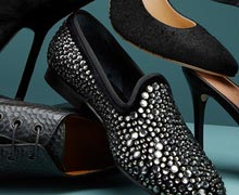 Back To Black: Shoes Online Sample Sale @ Gilt