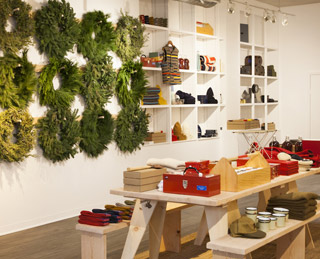 Best Made Co. Holiday Outpost Pop-up Shop