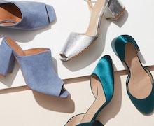 Block (Heel) Party Shoes Online Sample Sale @ Gilt