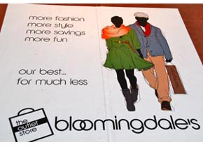 Bloomingdale's to open a cluster of outlet stores in 2012
