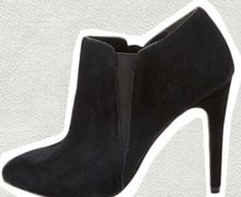 Shoes That Steal the Spotlight: Booties & More Online Sample Sale @ Ruelala.com