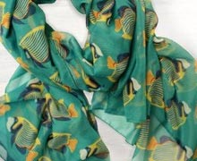 Bright & Airy Scarves Featuring Printed Village Online Sample Sale @ Ruelala.com