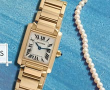 Estate Jewelry & Watches Featuring Cartier Online Sample Sale @ Ruelala.com