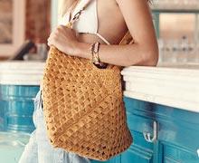 Chic Beach Bags & Sun Hats Online Sample Sale @ Gilt