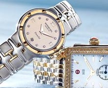 Perfect Timing: The Classic Diamond Watch Online Sample Sale @ Ruelala.com