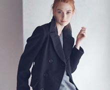 Classic Wool Coats to Get You Through Winter Online Sample Sale @ Ruelala.com