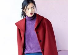 Color Lab: How to Wear Berry Hues Online Sample Sale @ Ruelala.com
