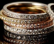 Be Mine: Diamond Rings & More Online Sample Sale @ Gilt