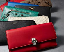 Luxury Wallets Feat. Dolce & Gabbana Online Sample Sale @ Gilt