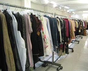Dolce & Gabbana Clothing Racks