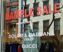Dolce & Gabbana, Moncler & more Sale