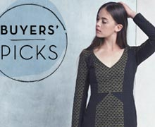 The Dress Dash: Buyers'' Picks Edition Online Sample Sale @ Ruelala.com
