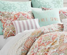 Make a Pretty Bed: Duvets, Comforters, & More Online Sample Sale @ Ruelala.com