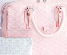 Most Coveted: Handbags & More Featuring Goyard Online Sample Sale @ Ruelala.com