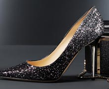 Early Access: Jimmy Choo Shoes & Handbags Online Sample Sale @ Gilt