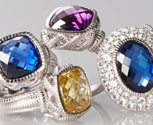 Fine Jewelry Feat. Judith Ripka Online Sample Sale @ Gilt