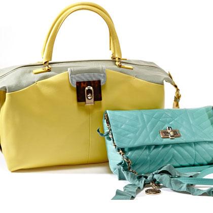 LANVIN Handbags & Footwear