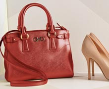 The Luxe Raid: Shoes, Bags, & More Online Sample Sale @ Ruelala.com