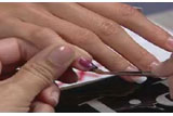 Glam beauty Secret # 4 The Manicure that lasts and lasts