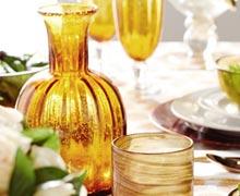 Set a Neutral Tablescape: Dinnerware & More Online Sample Sale @ Ruelala.com