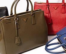 Prada Handbags Online Sample Sale @ Gilt