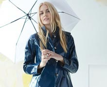 Rain Boots, Umbrellas, & More That Make a Splash Online Sample Sale @ Ruelala.com