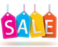 In God We Trust Sample Sale
