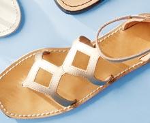 The Sandal Online Sample Sale @ Ruelala.com