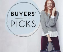 Six Brands We Love: Buyers'' Picks Edition Online Sample Sale @ Ruelala.com