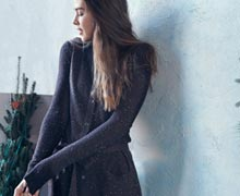 Cozy Up to Winter's Best Sweaterdresses Online Sample Sale @ Ruelala.com