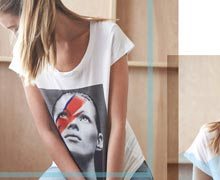 3 Tees You Need Now: Graphic, Oversized, & Basic Online Sample Sale @ Ruelala.com