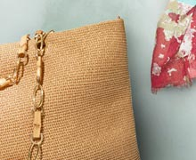 Complete Your Beach Look: Totes to Sarongs Online Sample Sale @ Ruelala.com