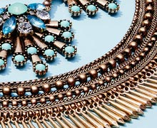 Need It Now: Trendy Necklaces Online Sample Sale @ Gilt