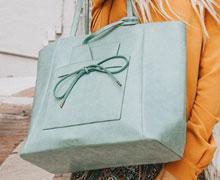 Vegan & Leather Handbags Sample Sale