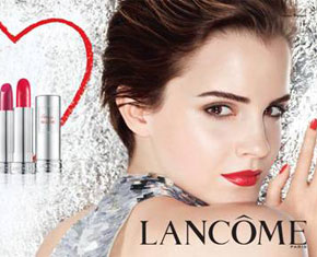 For the matchy-matchy trend: Lancôme's