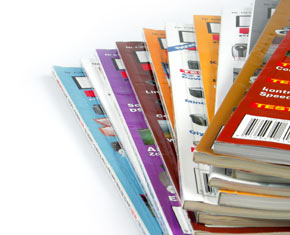 A must read for 2012: 5 Magazines and 3 Books to Refine Your Look