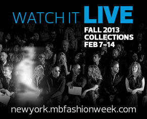 New York Fashion Week 2013 – Survival Guide For Outsiders