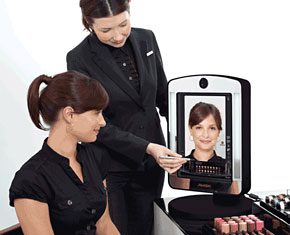 Shiseido Magic Mirror