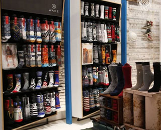 Stance Socks Opens First Flagship in New York City