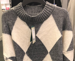 The H&M Collaboration with Pringle of Scotland Is Here