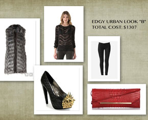 Urban Edgy Fashion: Picking the Perfect Look
